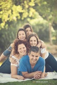 צילומי ילדים ומשפחה בטבע