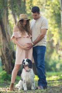 צילומי הריון במרכז